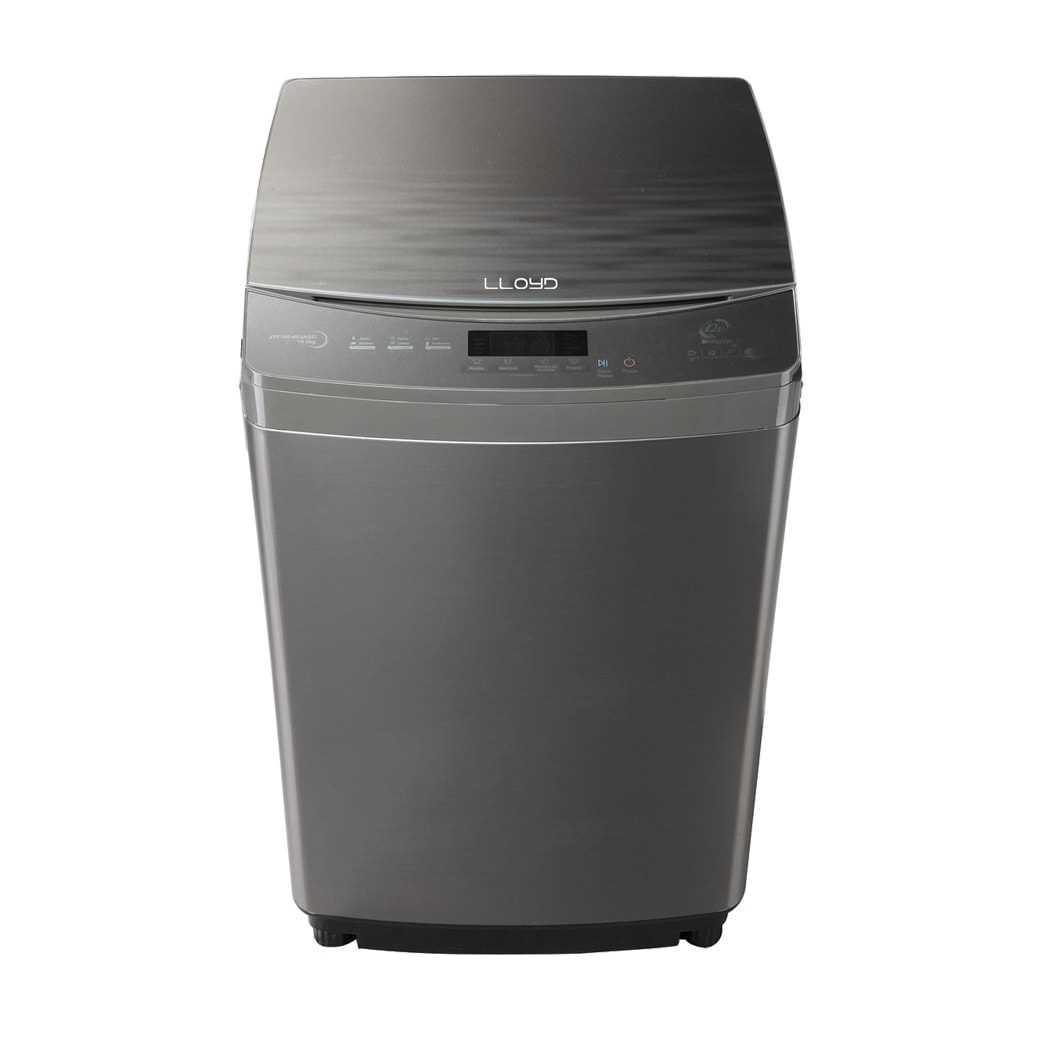 Lloyd LWMT80TS 8 Kg Top Loading Fully Automatic Washing Machine
