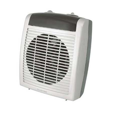 Lloytron Upright Premium Fan Room Heater