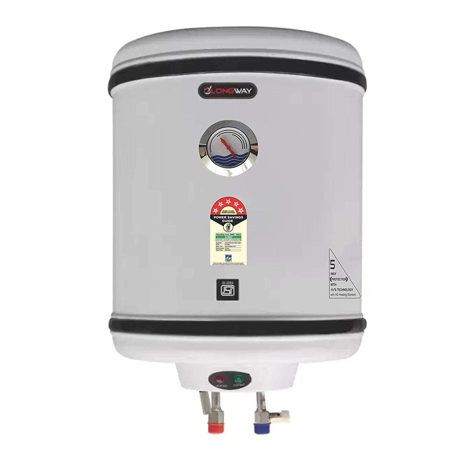 Longway Hotstar 25 Litre Storage Water Heater
