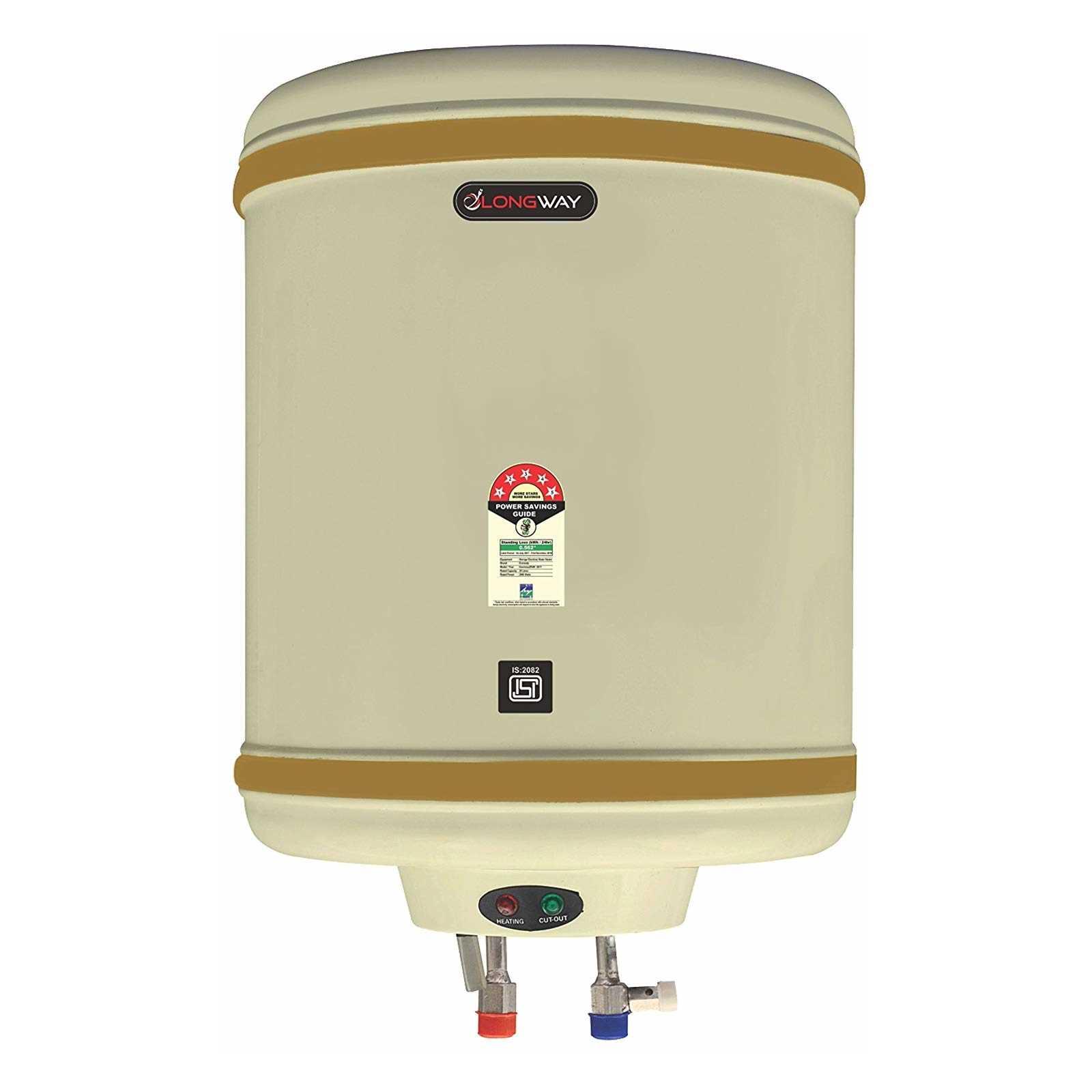 Longway Hotstar 35 Litre Storage Water Heater