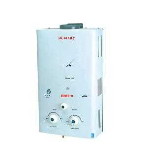 Marc Insta Hot 6 Litres Gas Water Heater