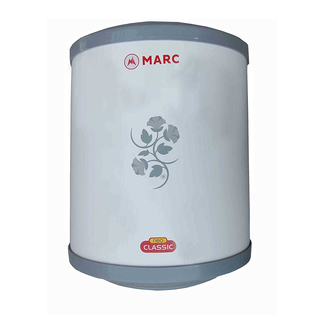 Marc Neo Classic 15 Litre Storage Water Heater