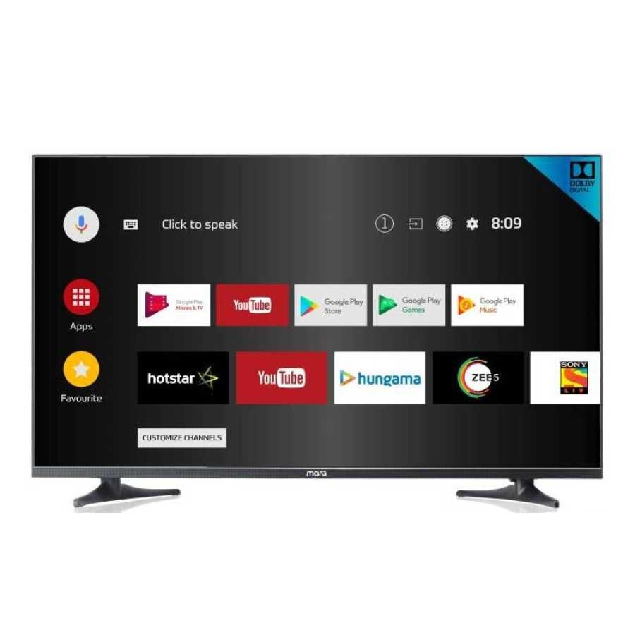 MarQ by Flipkart 43SAFHD 43 Inch Full HD Smart Android LED Television