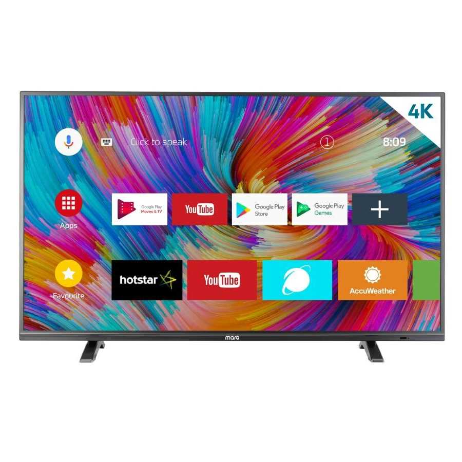 MarQ by Flipkart 65SAUHD 65 Inch 4K Ultra HD Smart Android LED Television