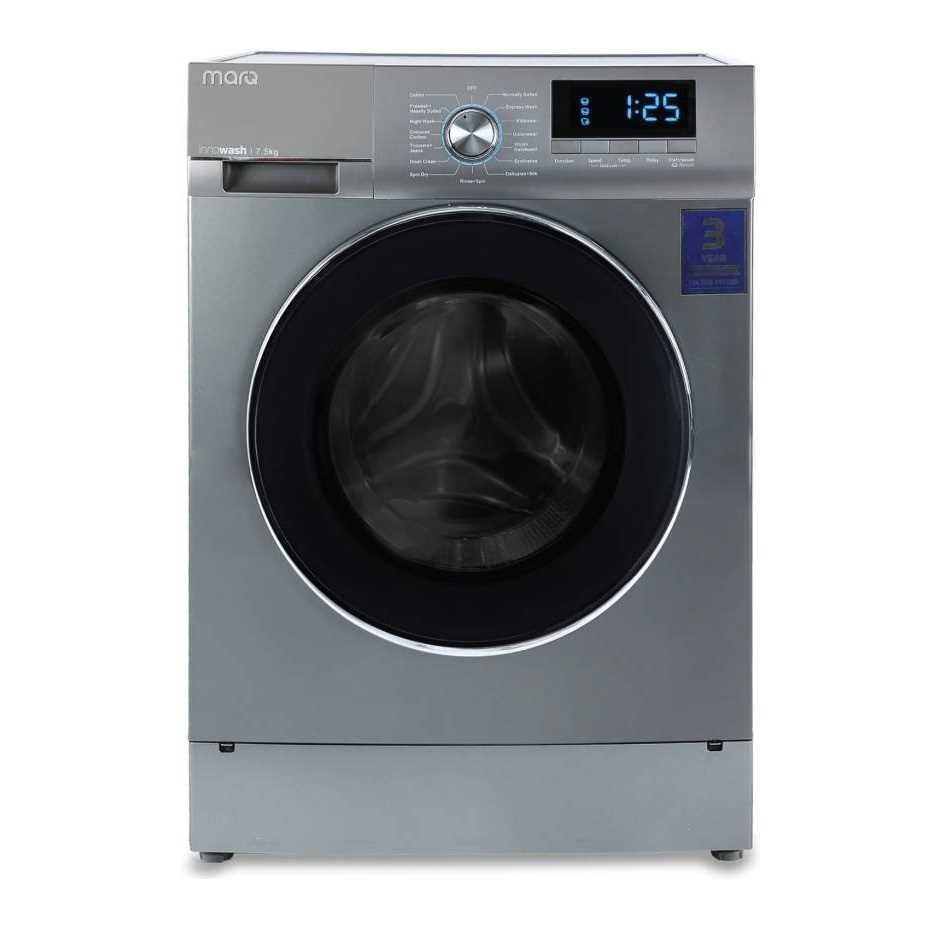 MarQ by Flipkart MQFLBS75 7.5 Kg Fully Automatic Front Loading Washing Machine