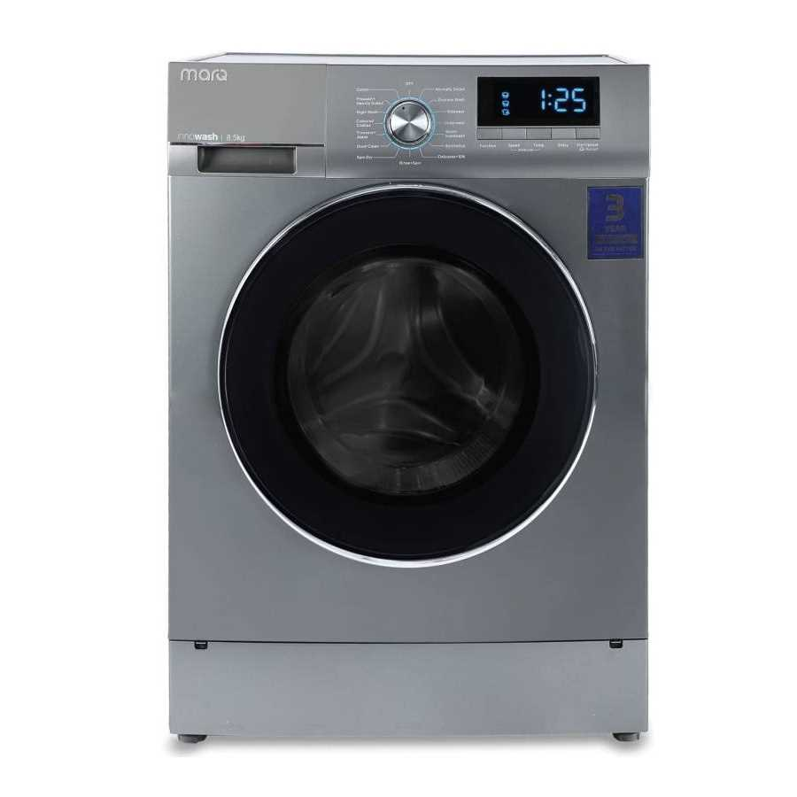 MarQ by Flipkart MQFLBS85 8.5 Kg Fully Automatic Front Loading Washing Machine