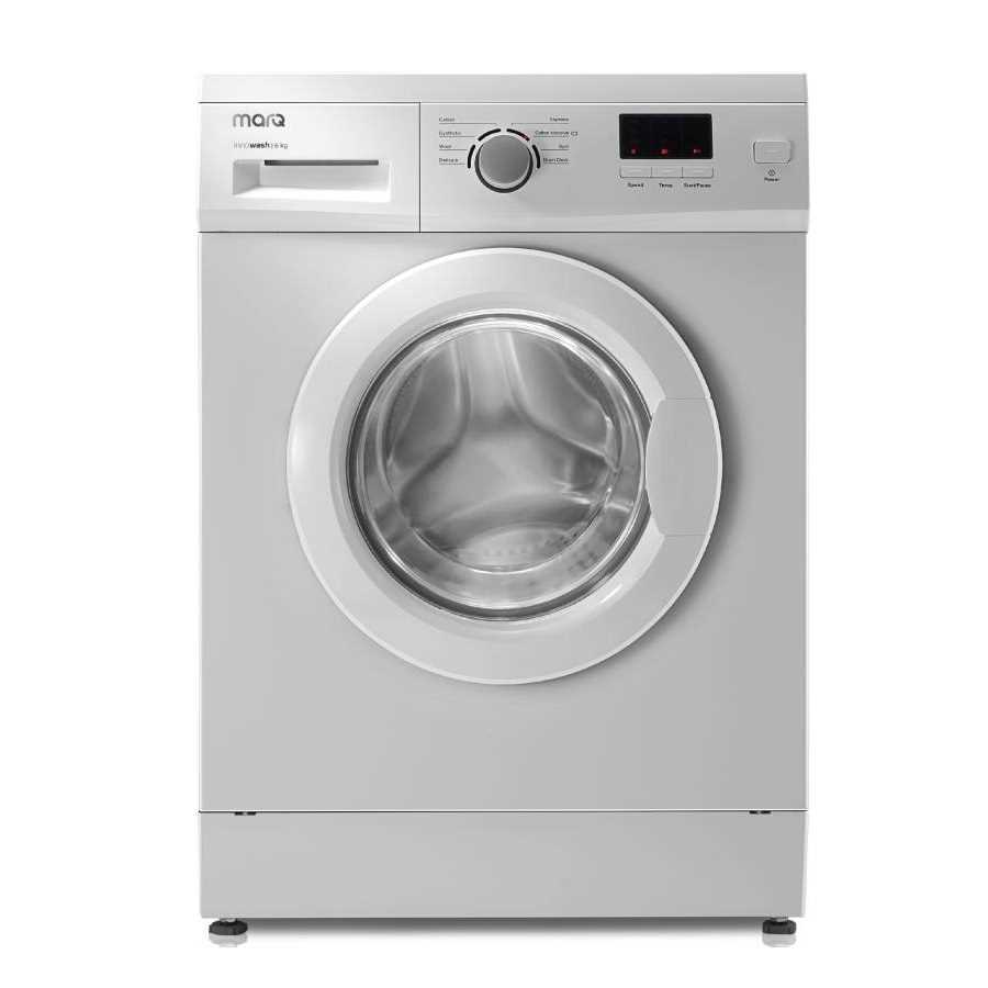 MarQ by Flipkart MQFLDG60 6 Kg Fully Automatic Front Loading Washing Machine