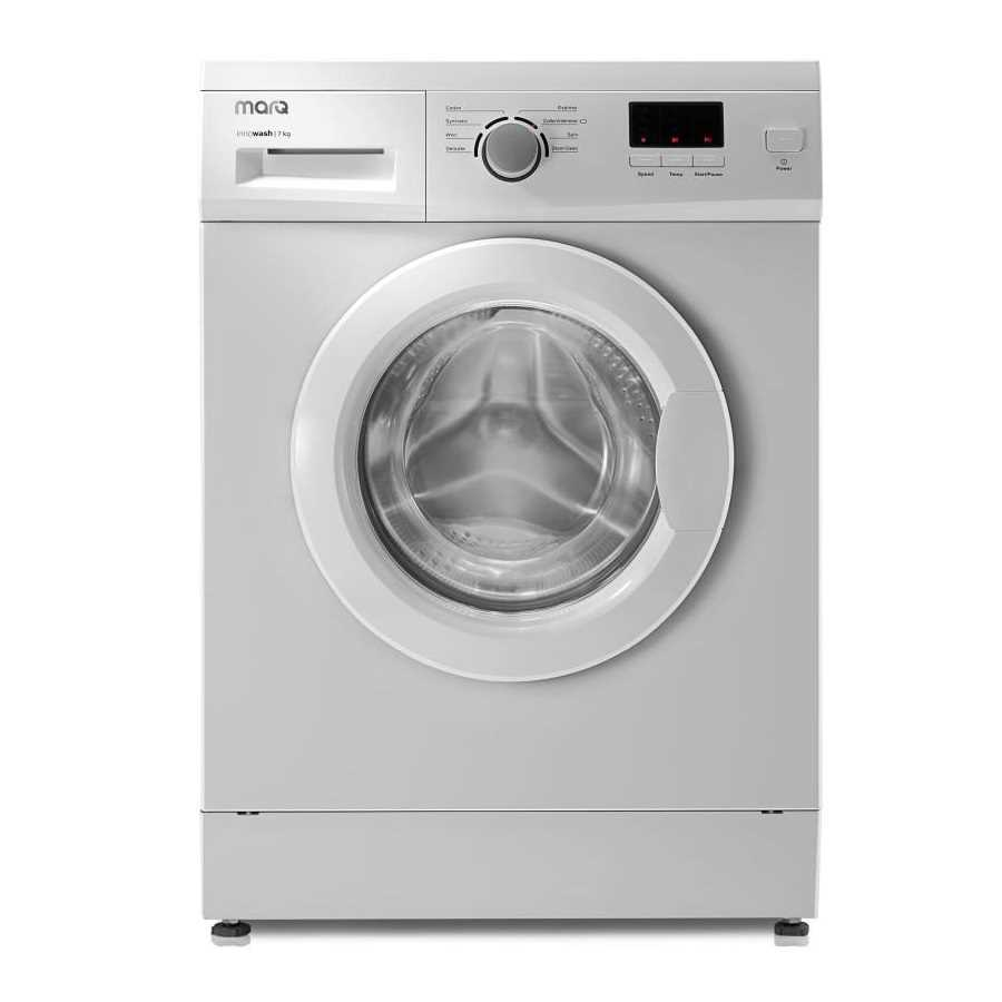 MarQ by Flipkart MQFLDG70 7 Kg Fully Automatic Front Loading Washing Machine