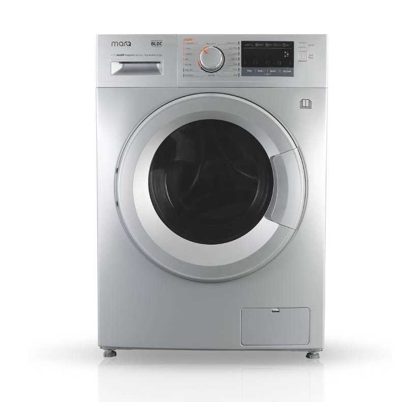 MarQ by Flipkart MQFLDGD10 10.2 Kg Fully Automatic Front Loading Washer with Dryer