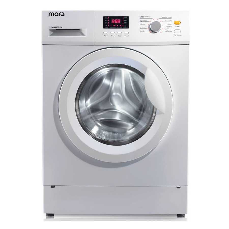 MarQ by Flipkart MQFLXI65 6.5 Kg Fully Automatic Front Loading Washing Machine