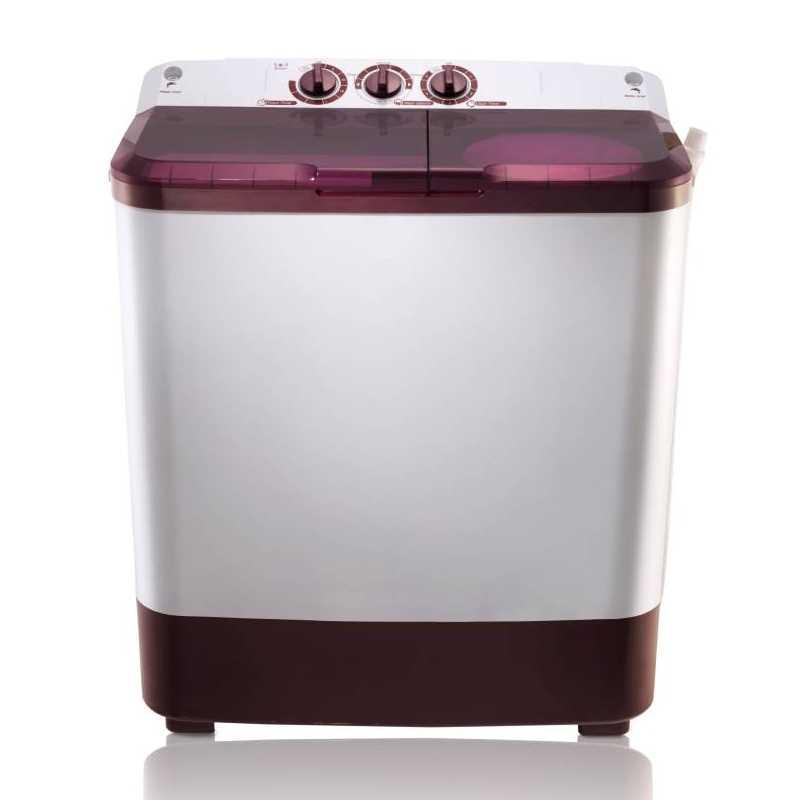 MarQ by Flipkart MQSA65 6.5 Kg Semi Automatic Top Loading Washing Machine