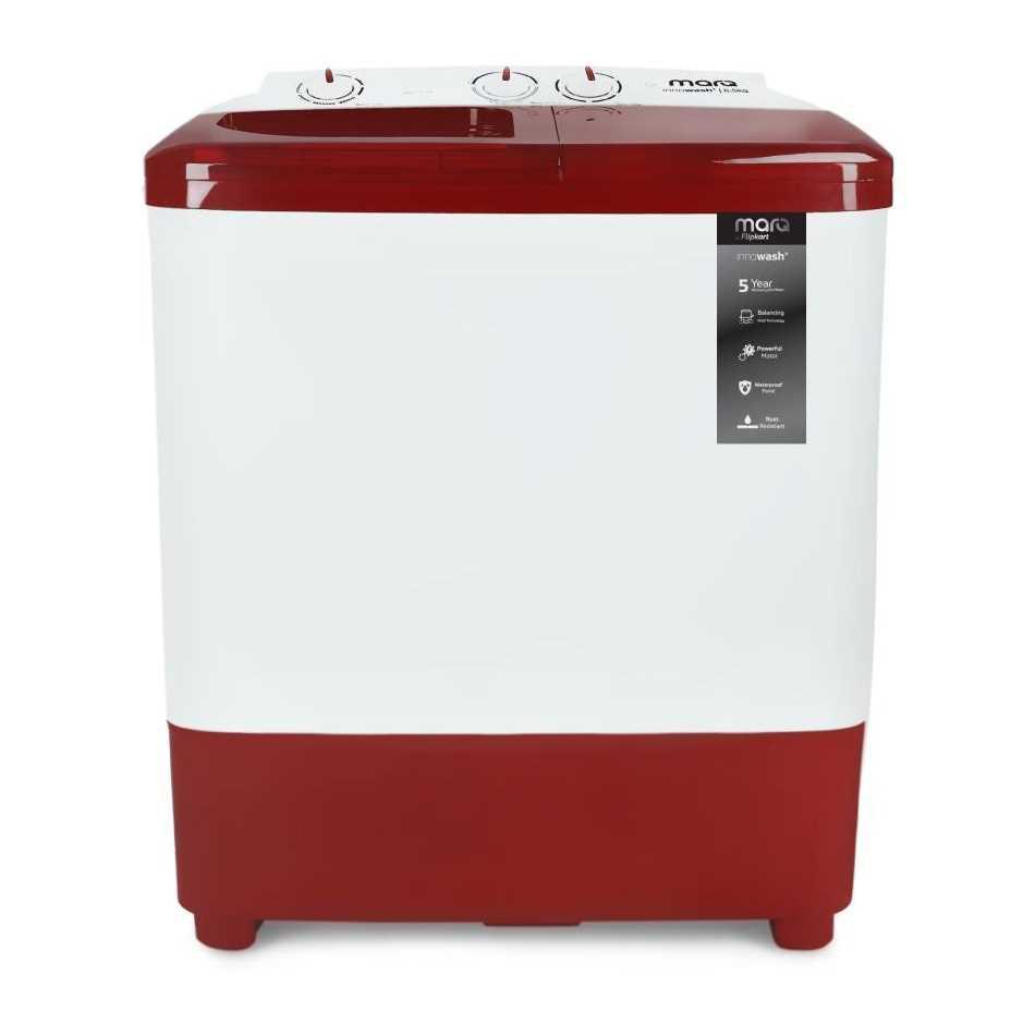MarQ by Flipkart MQSA65DXI 6.5 Kg Semi Automatic Top Loading Washing Machine