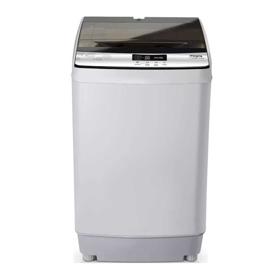 MarQ by Flipkart MQTLD65W 6.5 Kg Fully Automatic Top Loading Washing Machine