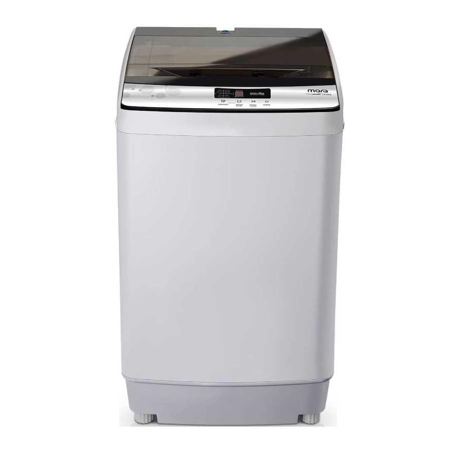 MarQ by Flipkart MQTLD65W 6.5 Kg Fully Automatic Top Loading Washing Machine
