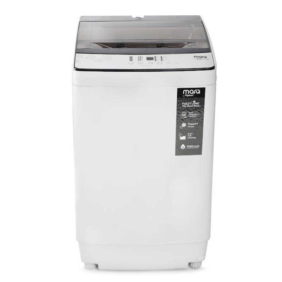 MarQ by Flipkart MQTLDW72 7.2 Kg Fully Automatic Top Loading Washing Machine