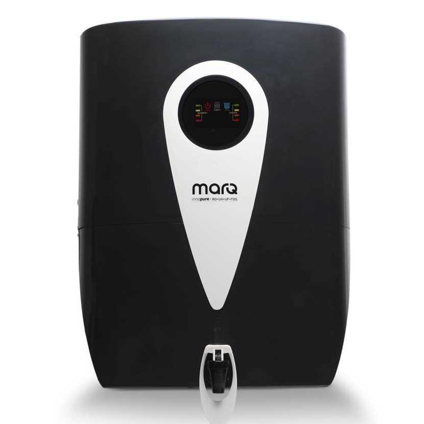 MarQ by Flipkart MQWPROTDSP10L 10 L RO UV UF TDS Water Purifier
