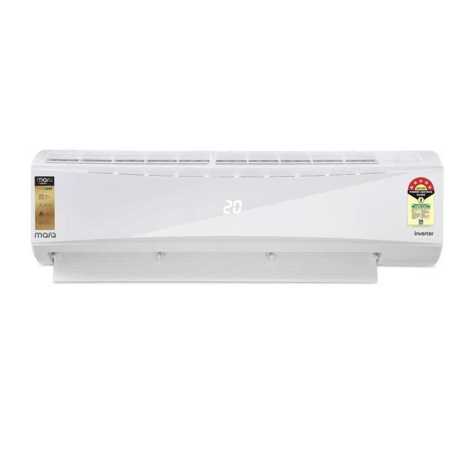 MarQ Innocool FKAC155SIAA 1.5 Ton 5 Star Dual Inverter Split AC