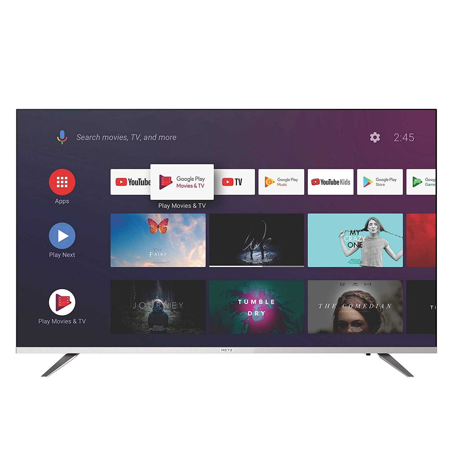 METZ M40E6 40 Inch Full HD Smart Android LED Television