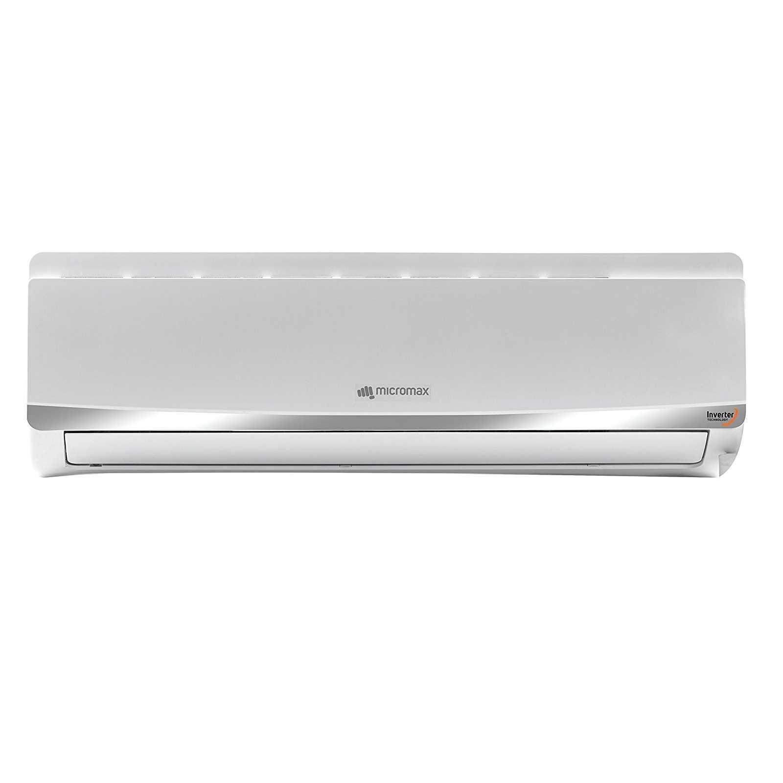 Micromax Ayurveda 1.5 Ton 3 Star Inverter Split AC