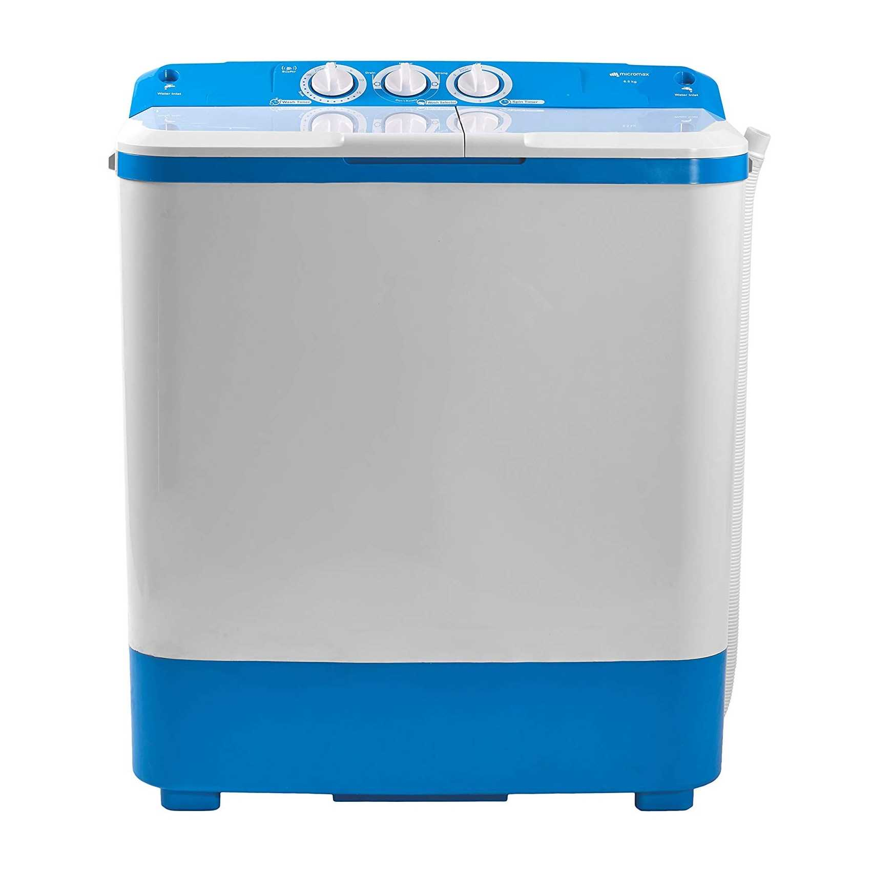 Micromax MWMSA6510VRS1 6.5 kg Semi Automatic Top Loading Washing Machine