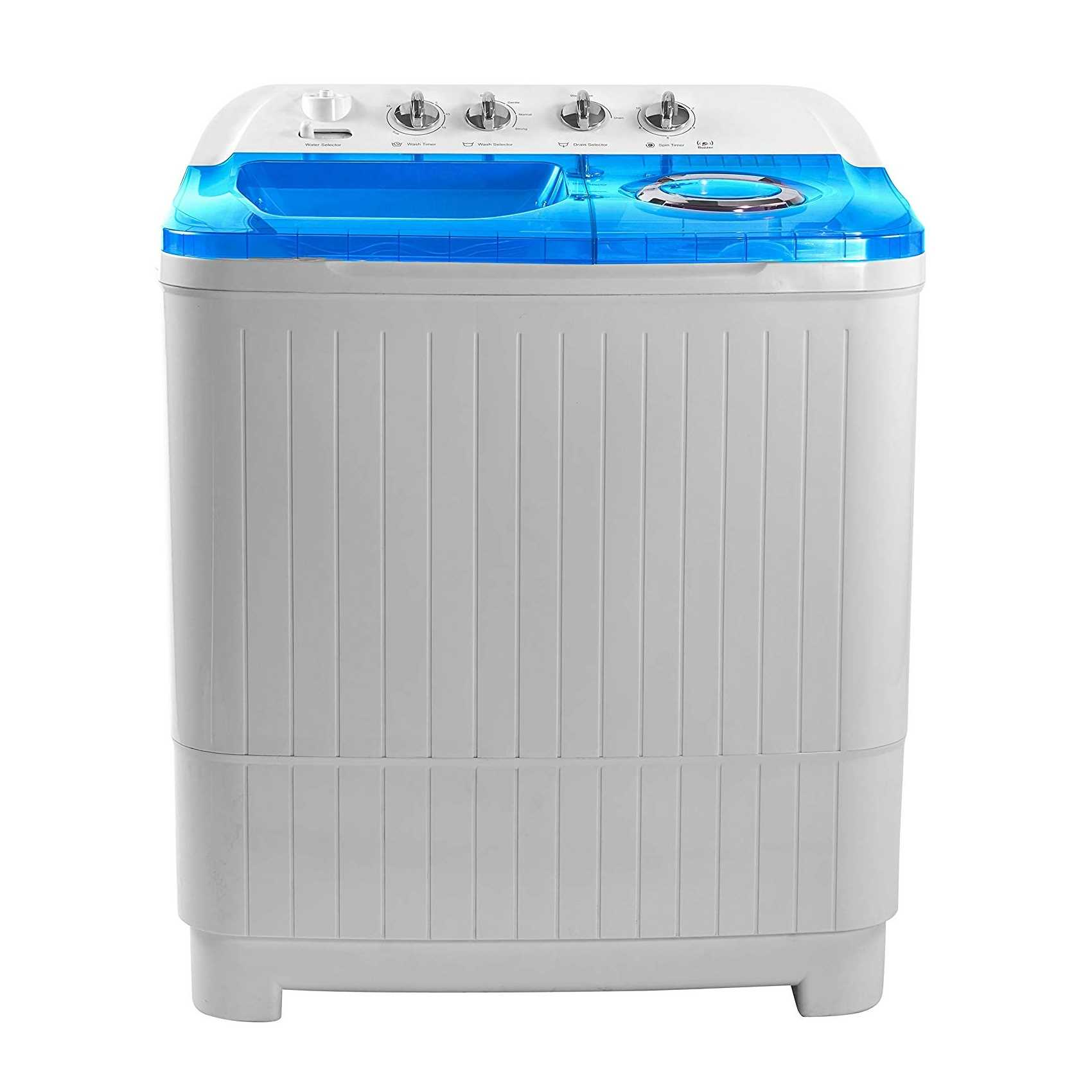 Micromax MWMSA754TDRS1 7.5 kg Semi Automatic Top Loading Washing Machine