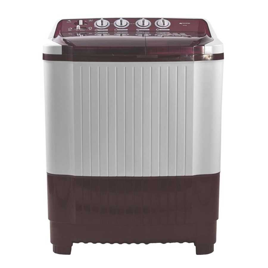 Micromax MWMSA825TVRS1BR 8.2 Kg Semi Automatic Top Loading Washing Machine