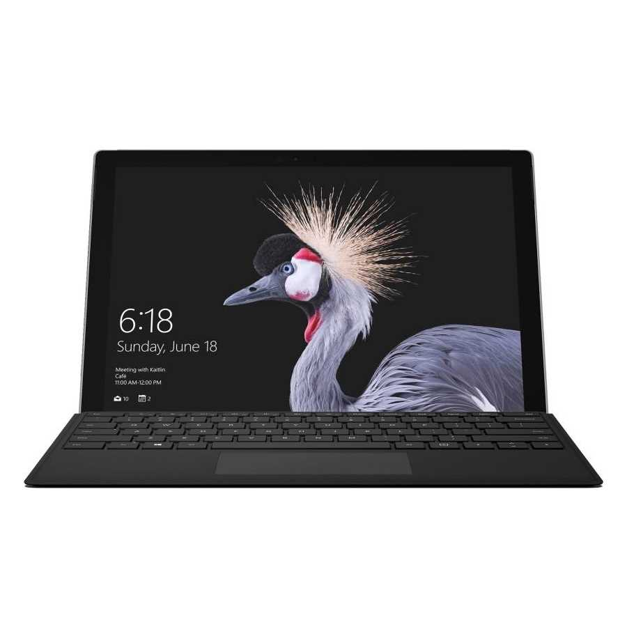 Microsoft Surface Pro 1796 2 in 1 Laptop FJT-00015