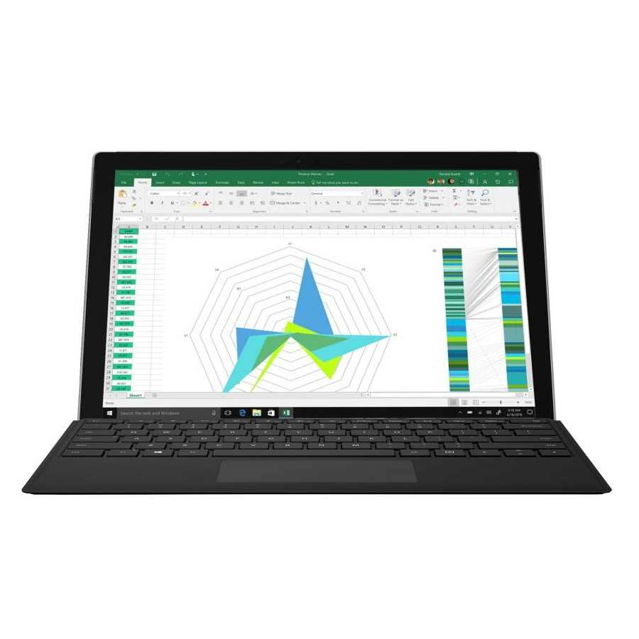 Microsoft Surface Pro 1796 2 in 1 Laptop FKH-00015