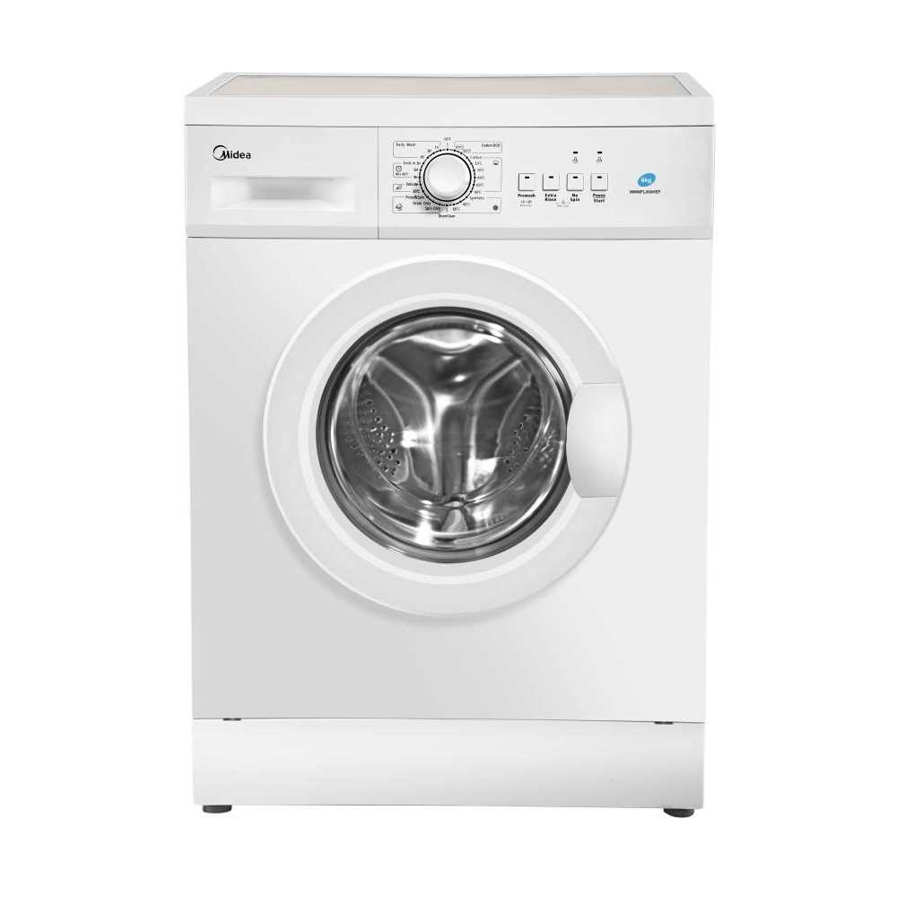 Midea MWMFL060HEF 6 kg Fully Automatic Front Loading Washing Machine