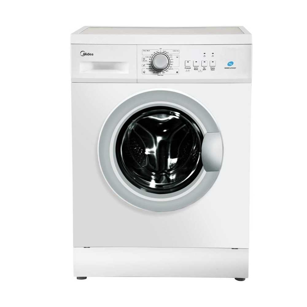 Midea MWMFL070HEF 7 kg Fully Automatic Front Loading Washing Machine