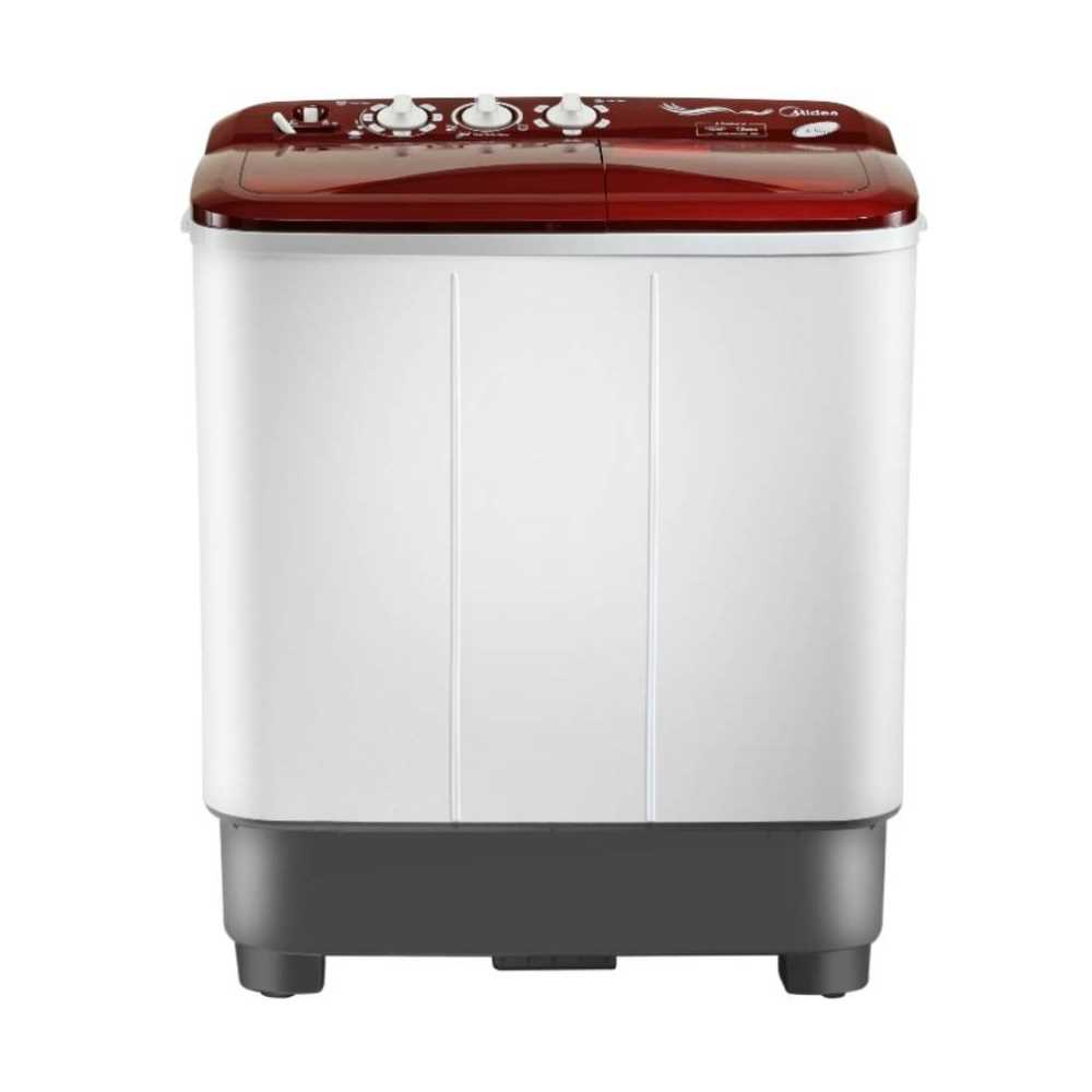 Midea MWMSA065AZ1 6.5 Kg Semi Automatic Top Loading Washing Machine
