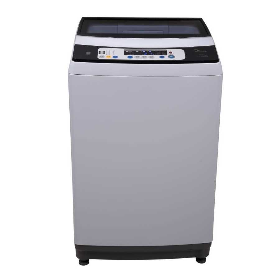 Midea MWMTL0105C02 10.5 Kg Fully Automatic Top Loading Washing Machine