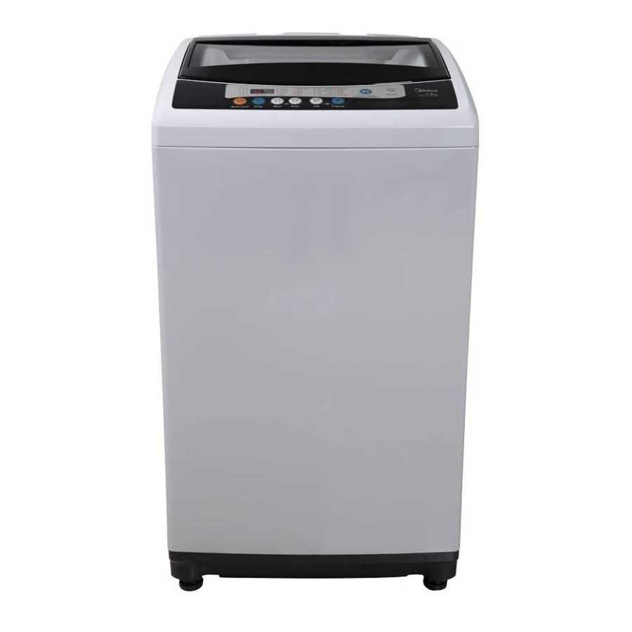 Midea MWMTL075S09 7.5 Kg Fully Automatic Top Loading Washing Machine