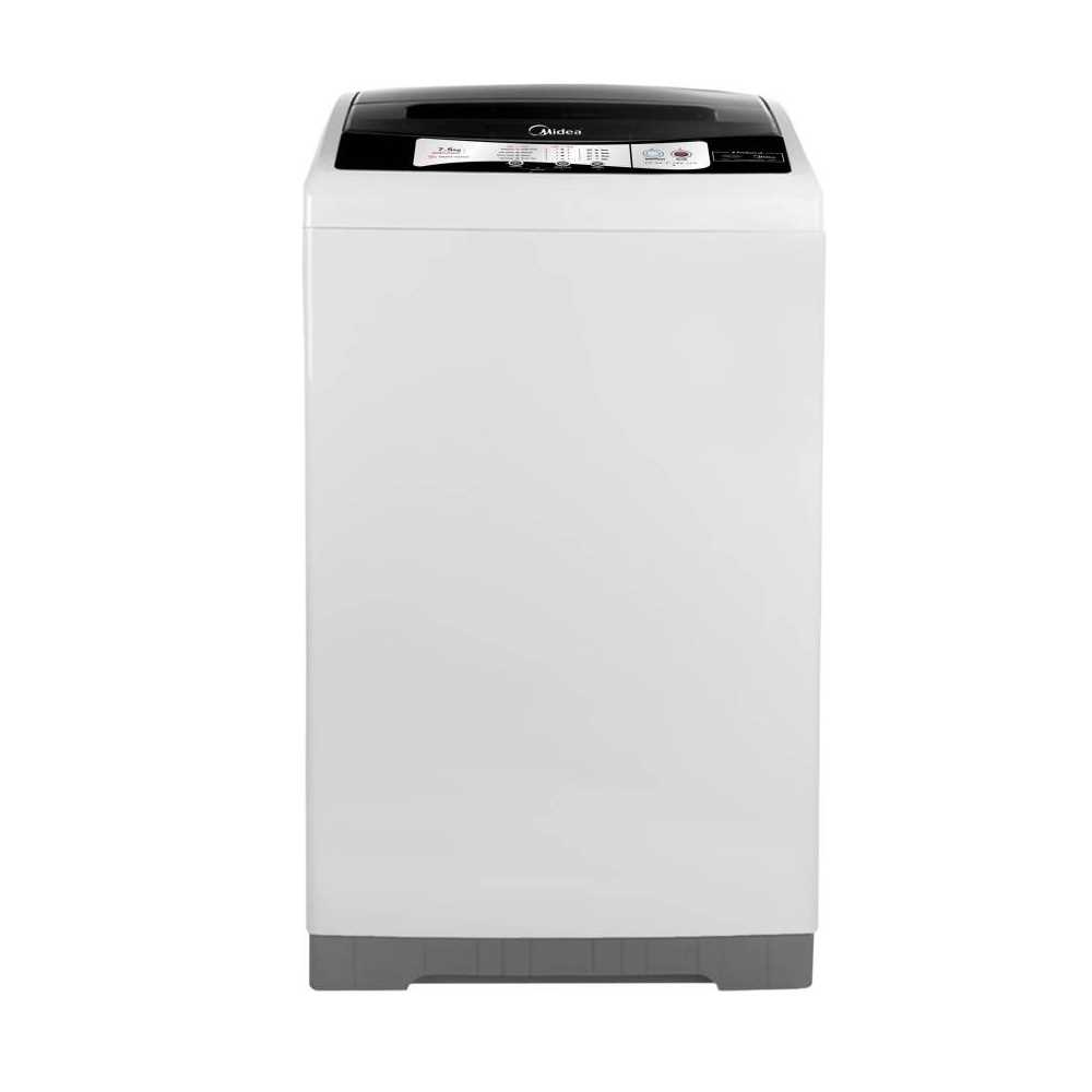 Midea MWMTL075ZOF 7.5 kg Fully Automatic Top Loading Washing Machine