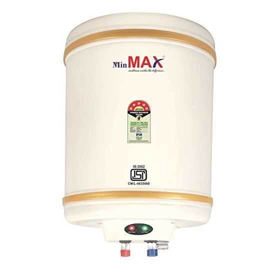 Min Max Eco-EG 6 Litre Storage Water Heater