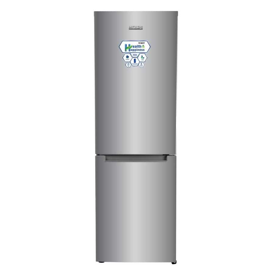 Mitashi MiRFBMF2S345v20 345 Liters Frost Free Double Door 2 Star Refrigerator