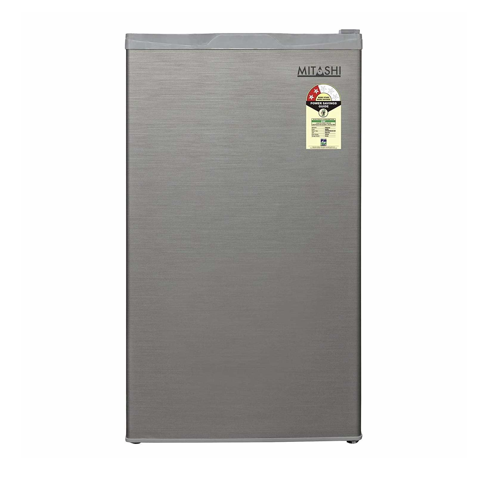Mitashi MiRFSDM2S100v120 100 Litre Direct Cool Single Door Refrigerator