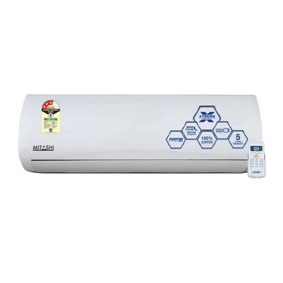 Mitashi MiSAC103INvXHD 1 Ton 3 Star Split Inverter AC