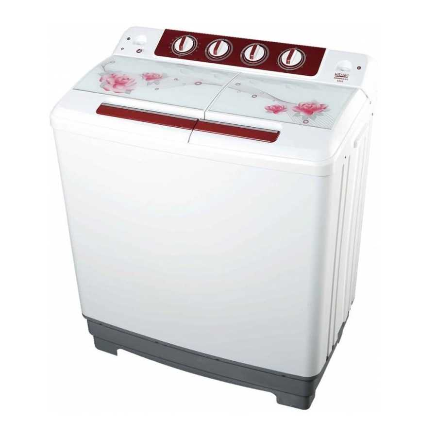 Mitashi SAWM92v30 GL 9.2 Kg Fully Automatic Top Loading Washing Machine