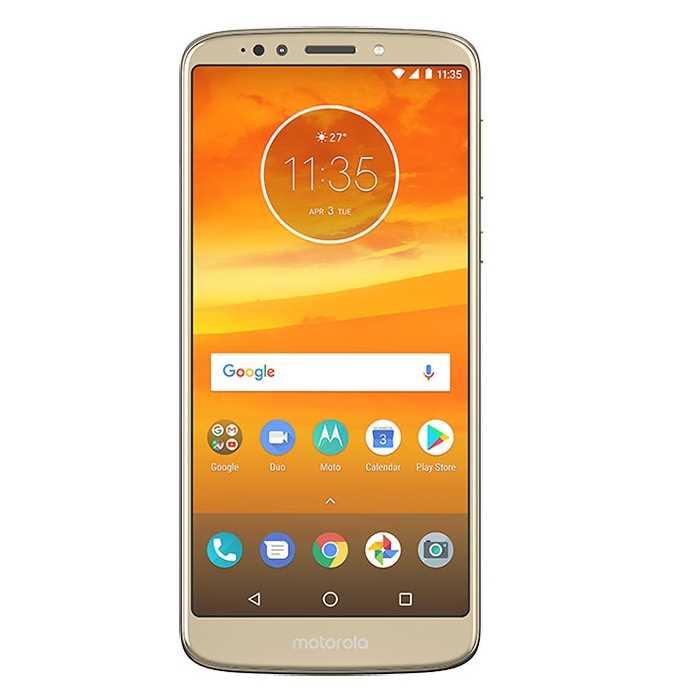 Motorola Moto E5 Plus