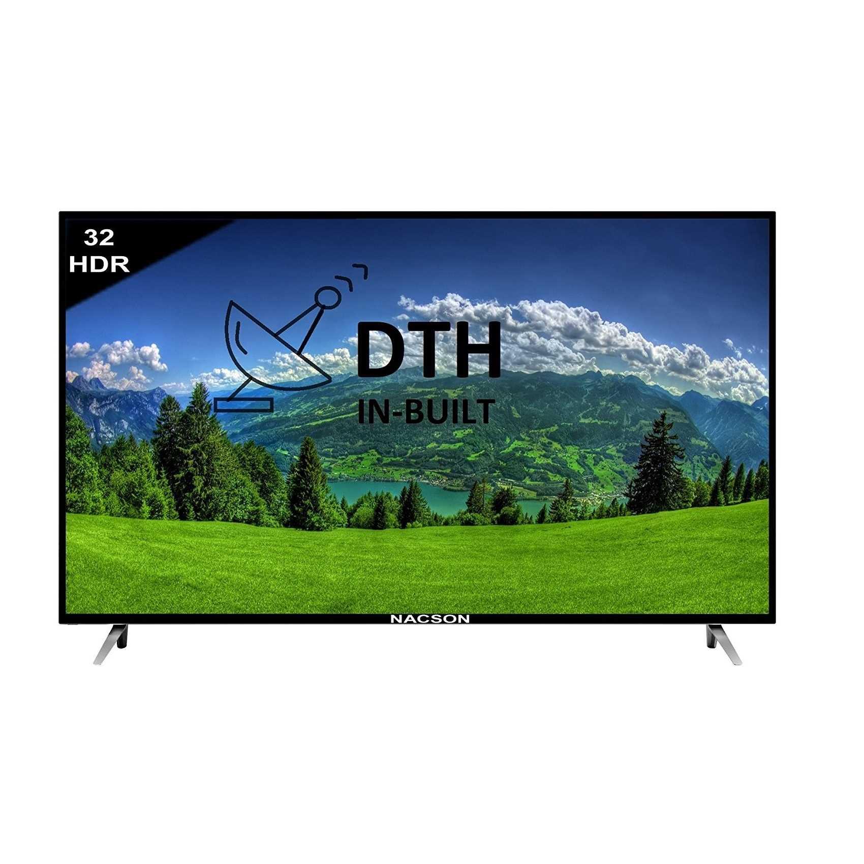 Nacson NS32HD4DTH 32 Inch HD Ready LED Television