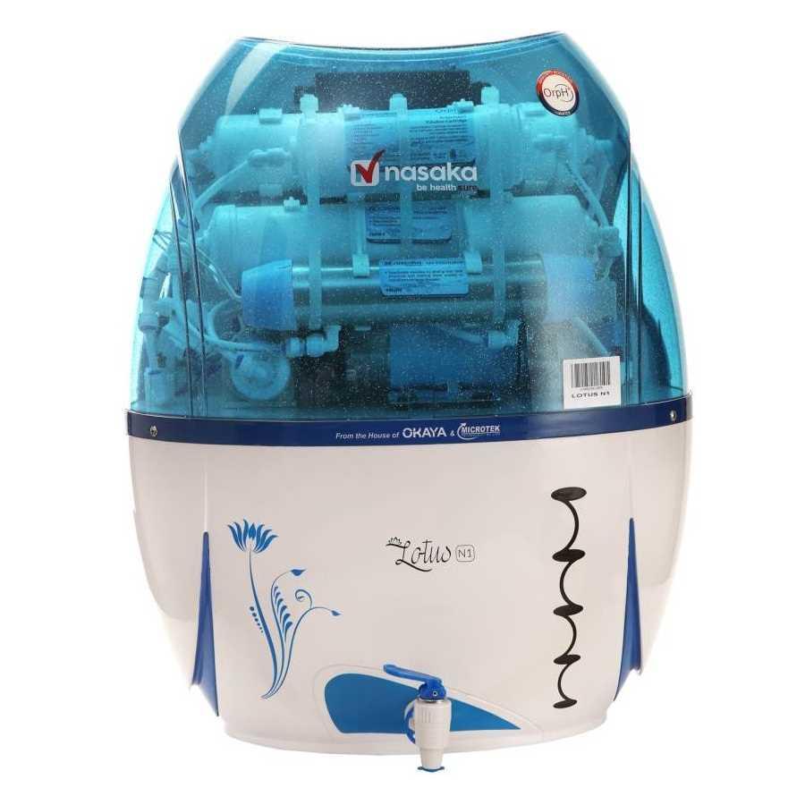 Nasaka Lotus N1 13 L RO UV UF Water Purifier