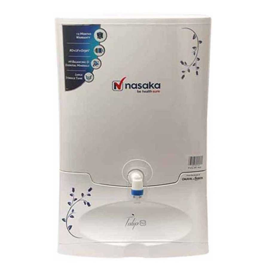 Nasaka Tulip N2 8 L RO UF Water Purifier