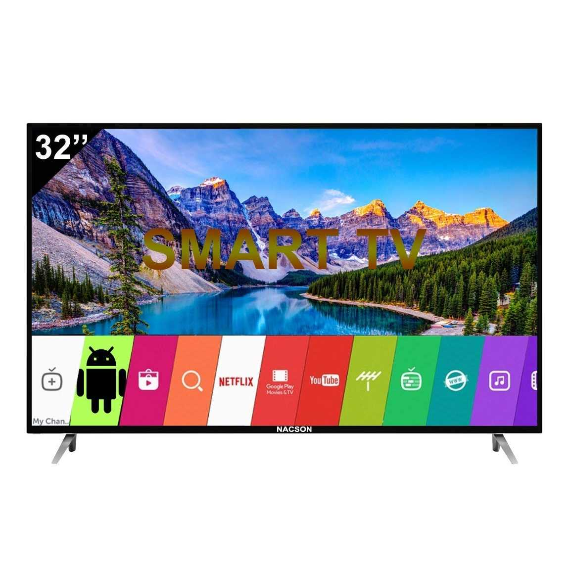 Nascon NS32M Pro 32 Inch HD Ready Smart LED Television