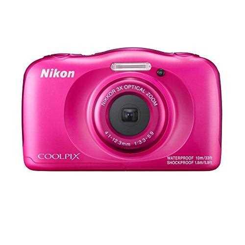 Nikon Coolpix W100 Camera