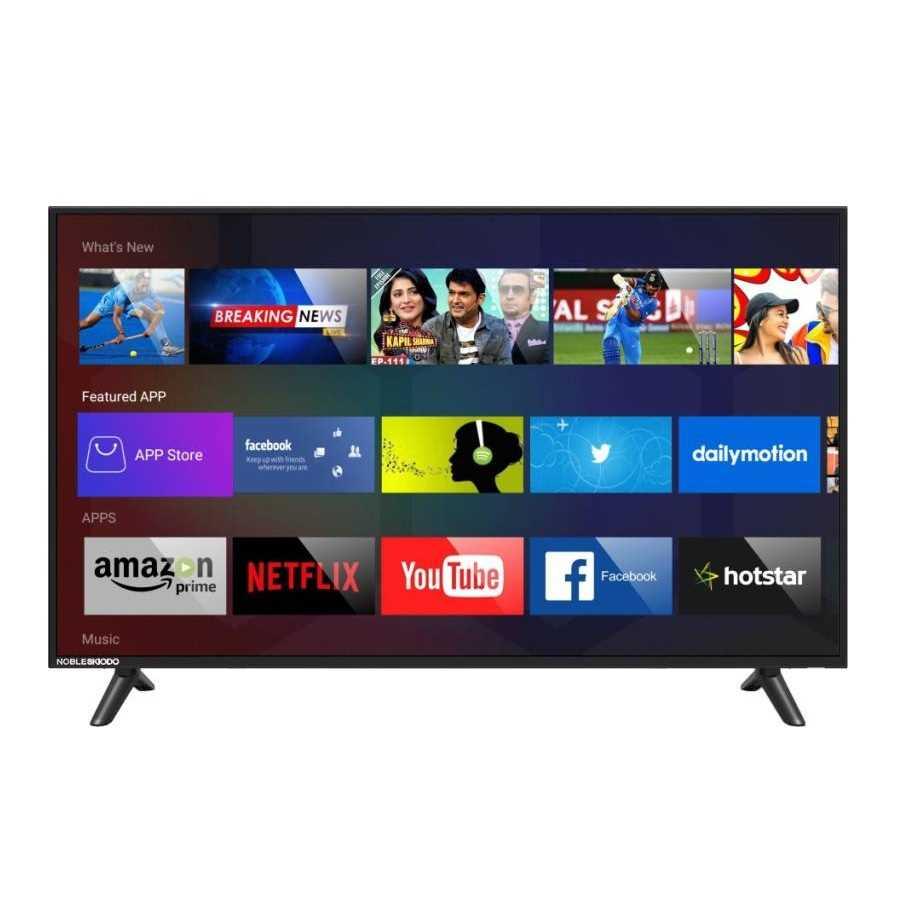 Noble Skiodo NB45MAC01 43 Inch Full HD Smart LED Television
