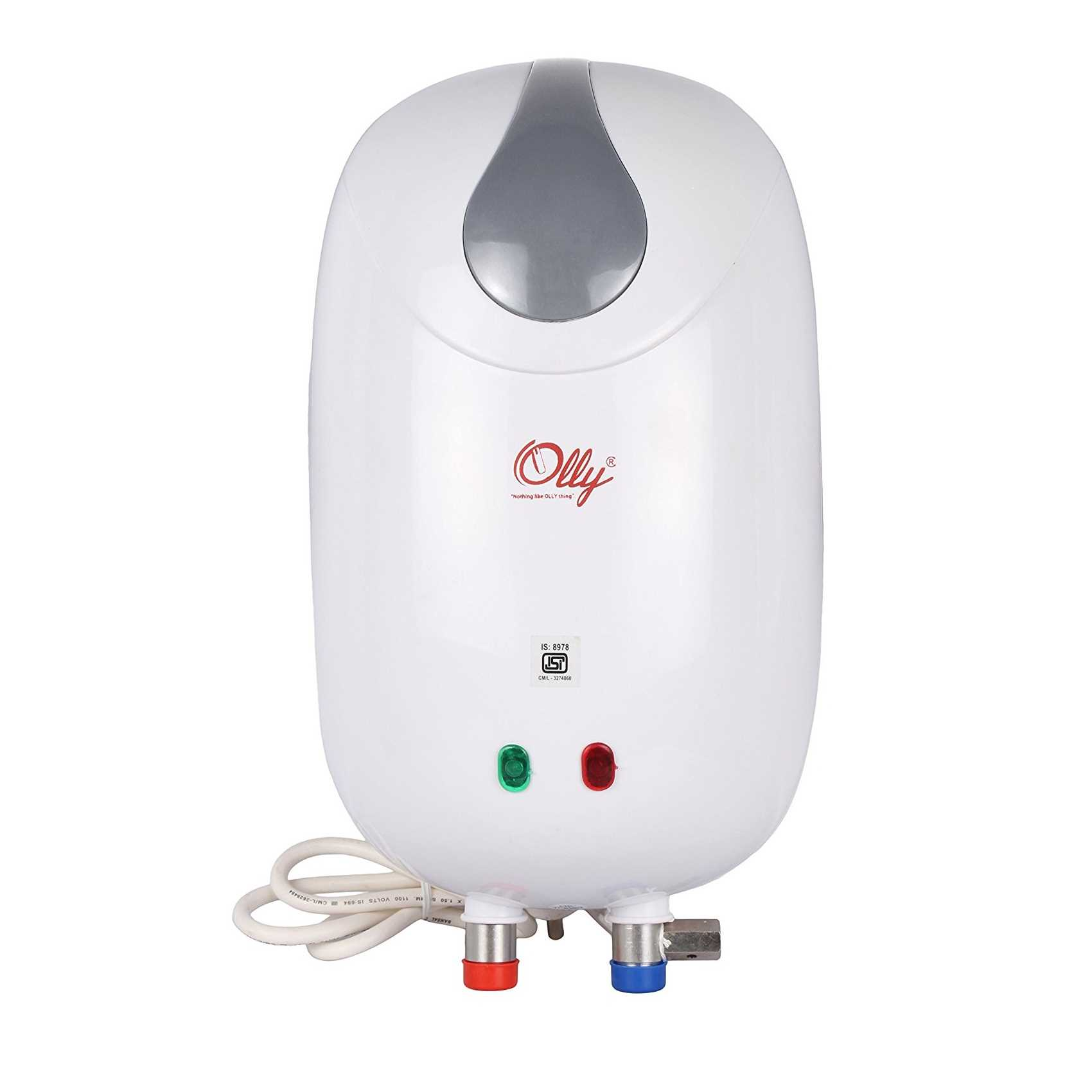 Olly Diamond EBS-02 3 Litre Storage Water Heater