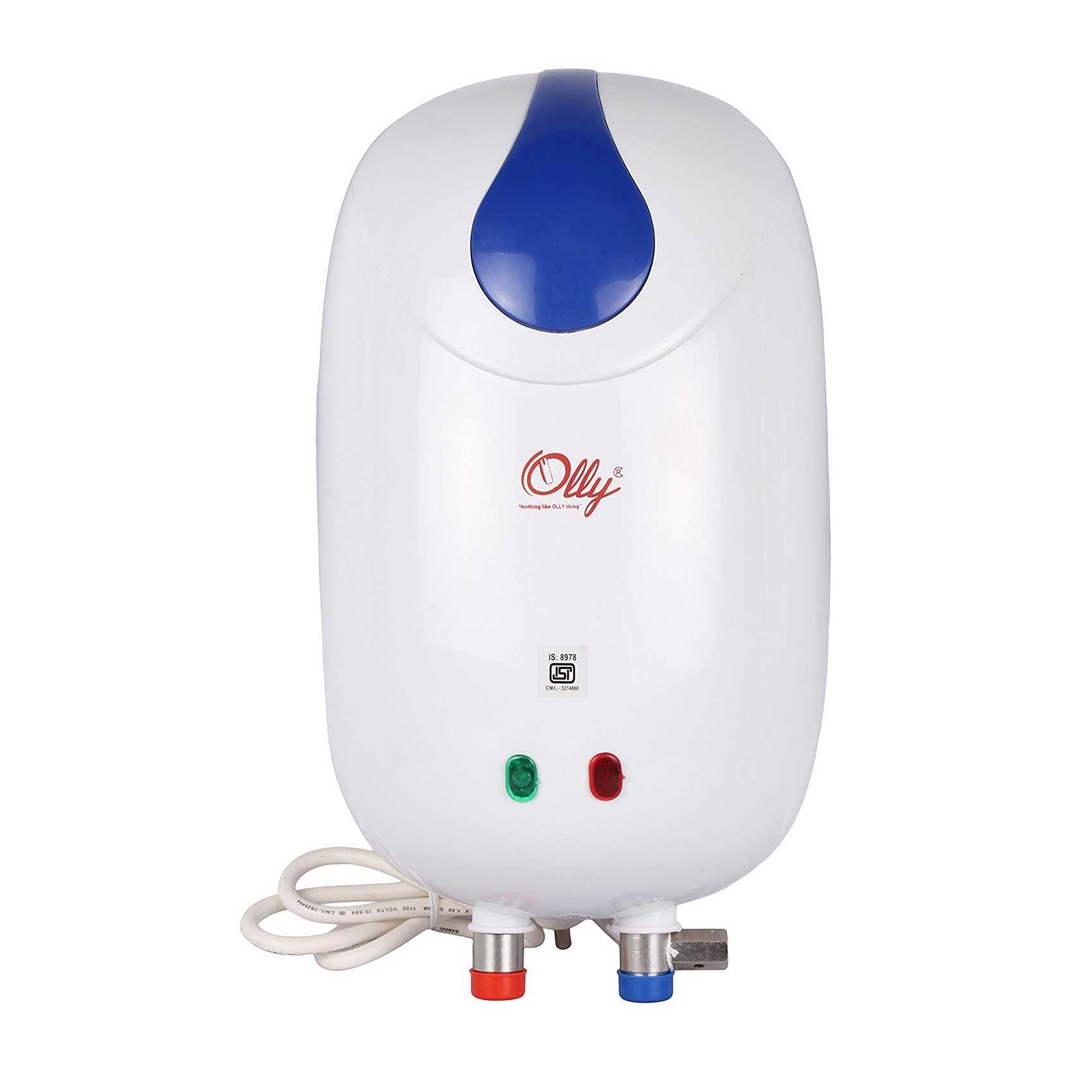 Olly Diamond EGB-01 3 Litre Storage Water Heater