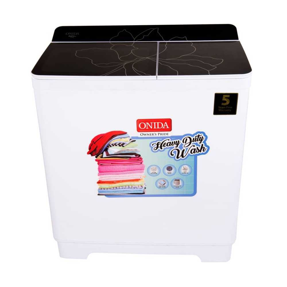 Onida Hydro Care S95GC 9.5 Kg Semi Automatic Top Loading Washing Machine