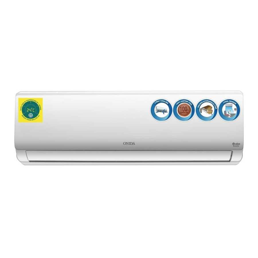 Onida IR123RHO 1 Ton 3 Star Inverter Split AC